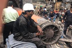امداد رسانی به معدنچیان یورت در استان گلستان