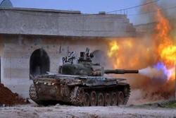 Suriye ordusu Humus'ta ilerleyişini sürdürüyor