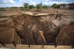 فرسایش خاک در تانزانیا
