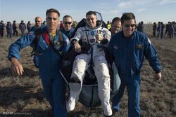 تصاویر عرصه فضا در ماه گذشته
