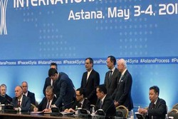 Egypt ready to join Astana talks