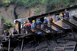 ۴۵ متر آواربرداری از معدن آزادشهر/ اطلاعی از حجم آوار نداریم