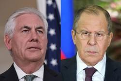 وزرای خارجه روسیه و آمریکا درباره اوضاع سوریه رایزنی کردند
