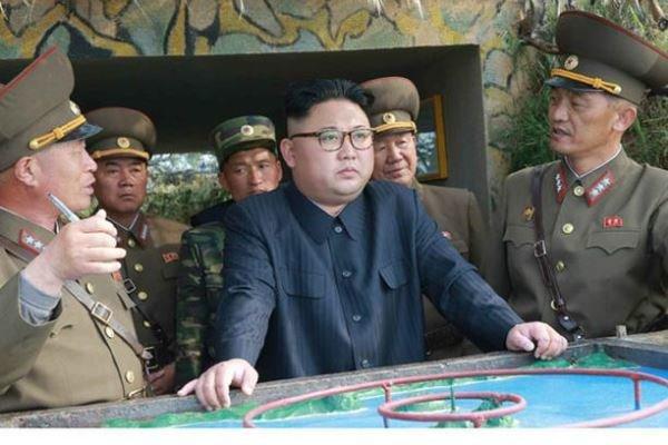 آماده باش کامل جنگی ارتش کره شمالی