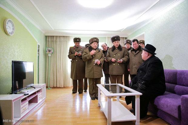 Kim Jong-un'un hayatından kareler