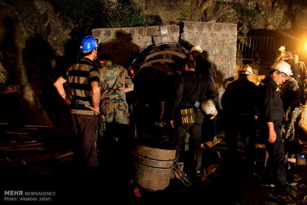 آواربرداری معدن آزادشهر ۶ روز دیگر زمان می برد
