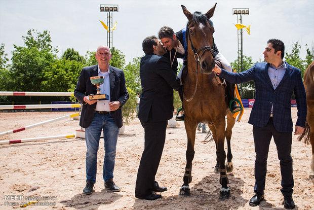 مسابقات جام اسب های برتر پرشی کشور