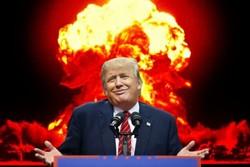 توپ هسته ای به برج ترامپ می رود