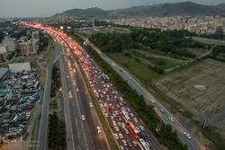 ۵۰۰ میلیون تردد در محورهای استان البرز به ثبت رسید