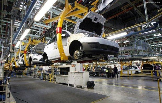 رشد۱۸ درصدی تولید خودروی سواری