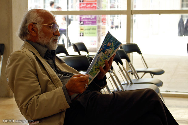 Tehran Intl. Book Fair 2017 in frames