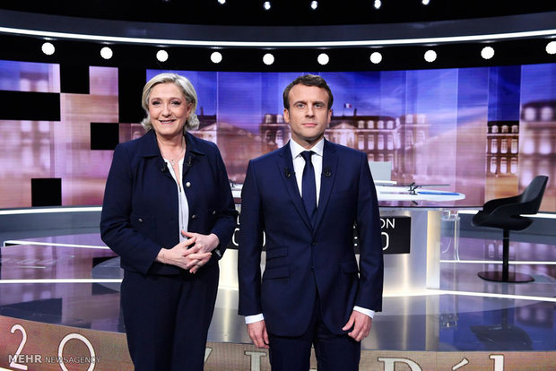 Le Pen slams Macron over JCPOA