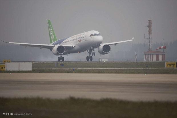 بازگشت هواپیمای مسیر مشهد - تهران به دلیل نقص فنی در موتور