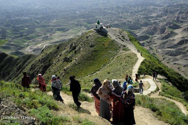 Khalid Nabi shrine merges faith with beauty