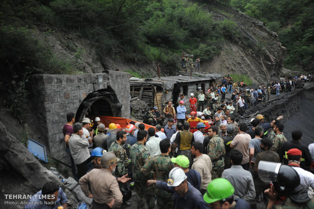 Rescue conitunes after coal mine explosion
