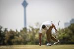طهران تقيم أول بطولة دولية للغولف /صور