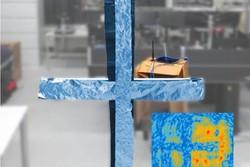 ساخت هولوگرام سه بعدی با وای فای