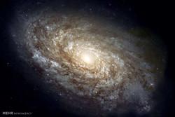 تصویربرداری واضح و گسترده از کهکشانی دوردست