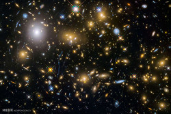۹۶ درصد جهان تاریک است