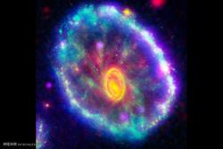 تصاویری از کهکشان های دوردست