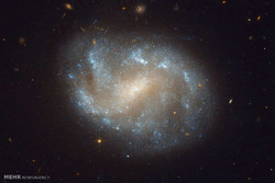 کهکشان راه شیری ۱۰۰ میلیون سیاه چاله دارد