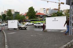 ۵ هزار متر مربع فضای تبلیغاتی انتخابات در شمال تهران فراهم شد