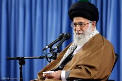 رہبر معظم انقلاب اسلامی سے شہداء کے بعض اہلخانہ کی ملاقات