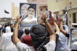 تظاهرات در بحرین3