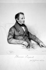 Austrian Orientalist Joseph Freiherr von Hammer-Purgstall