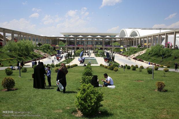 پنجمین روز از نمایشگاه بین المللی کتاب تهران