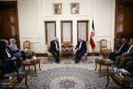 دیدار های محمد جواد ظریف وزیر خارجه