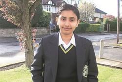 دختر بچه هندی باهوشتر از انیشتین و هاوکینگ!
