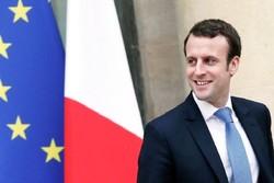 انطلاق حفل تنصيب إيمانويل ماكرون رئيسا لفرنسا