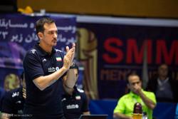 کار تیمی والیبال ایران را به پیروزی رساند/تشویق ها عالی بود