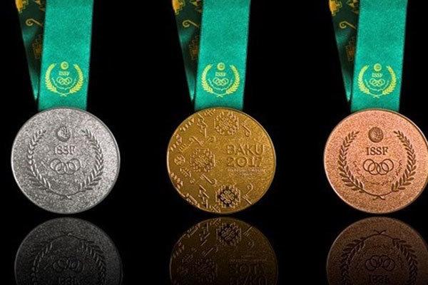 ۸ مدال کاروان ایران در بازی های اسلامی/ فعلا پنجم هستیم