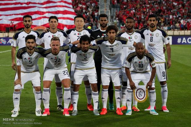 پاسخ مثبت AFC به درخواست امارات برای بازی در زمین بیطرف