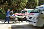 مسمومیت ۱۳ عضو یک خانواده یزدی را راهی بیمارستان کرد