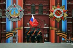 برگزاری مراسم رژه «روز پیروزی» در روسیه