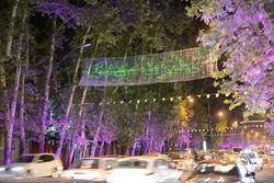 جشنهای باشکوه نیمه شعبان در خارگ برگزار میشود
