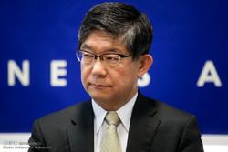 Japonya'nın İran Büyükelçisi Mehr'i ziyaret etti