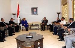 Syrian speaker calls for unifying counterterrorism efforts