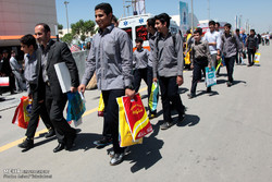 سی امین نمایشگاه بین المللی کتاب تهران