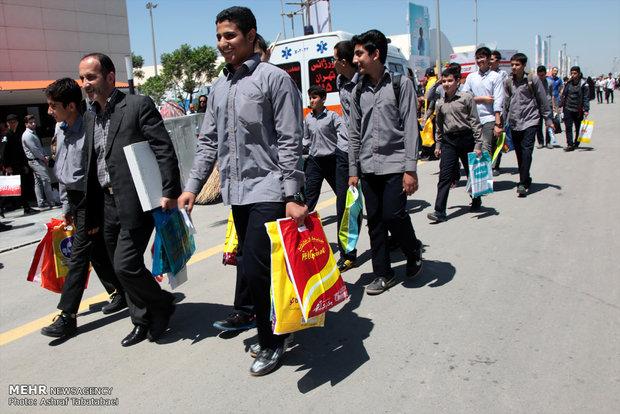 تشکیل کمیته ویژه رسیدگی به وضعیت ترافیکی نمایشگاه کتاب تهران