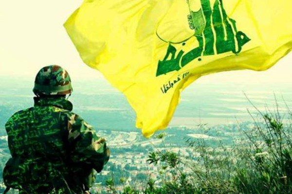 شعر خوانی رزمندگان حزب الله در عرسال