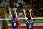 پیروزی ایران بر تیم بیشکست روسیه/ والیبالیستهای جوان صعود نکردند