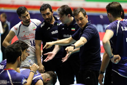 Iran earn third successive win at Asian Volleyball Championship