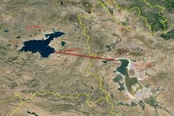 انتقال آب وان ترکیه به دریاچه ارومیه وارد فاز مطالعاتی می شود