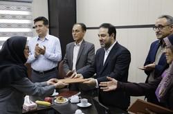 اساتید مامایی استان بوشهر تجلیل شدند