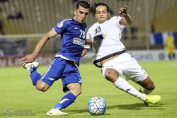 ACL 2017 Rd of 16 - 1st Leg: Iran's Esteghlal Khuzestan beaten by Al Hilal of Saudi Arabia