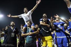 Esteghlal Khouzestan vs UAE Al Jazira in frames